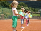 Ballschul-Intensiv-Woche bei den TennisfreundenMünstertal