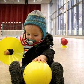 Ballschule Tunsel mit Stefan Ebner